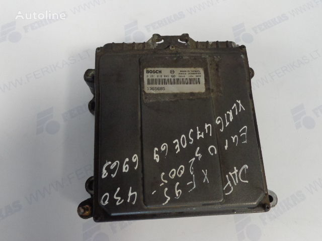 BOSCH ECU EDC Engine control 0281010045,1365685, 1684367, 1679021 control unit for DAF tractor unit