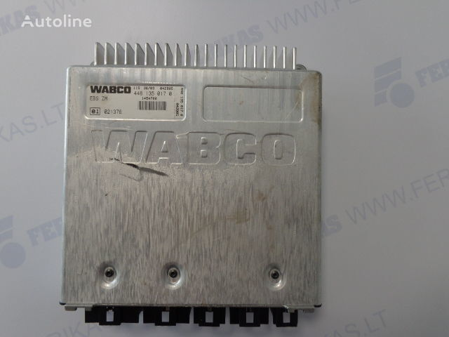 WABCO  EBS 4461350380, 4461350390, 4461350170,  1650470, 1601000, 1454700, control unit for DAF XF tractor unit