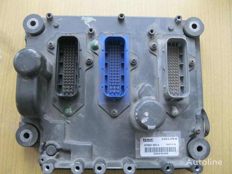 KOMPUTER SILNIKA control unit for DAF XF 105 / CF 85 tractor unit