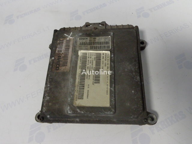 BOSCH ECU EDC 500311206, 0281001527 (WORLDWIDE DELIVERY) control unit for IVECO tractor unit