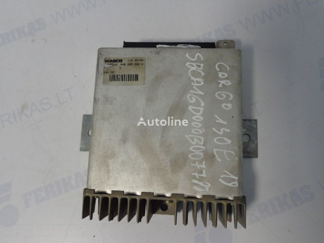 WABCO ECAS control unit  4460630000 (WORLDWIDE DELIVERY) control unit for IVECO CARGO truck