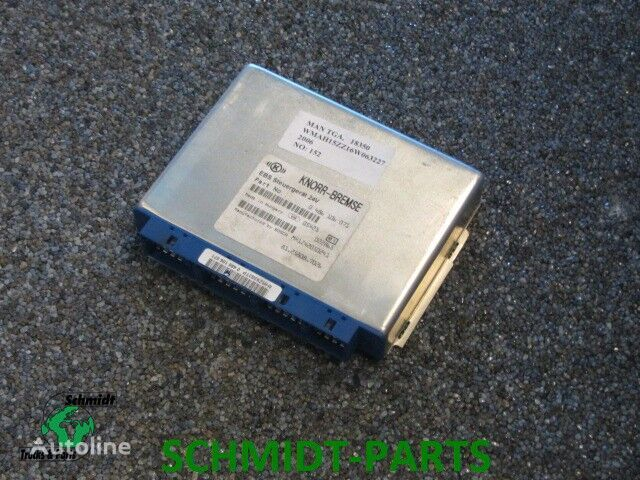 control unit for MAN tractor unit