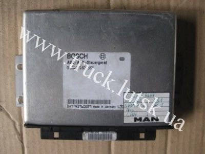 MAN ABS control unit for MAN 26.403 truck