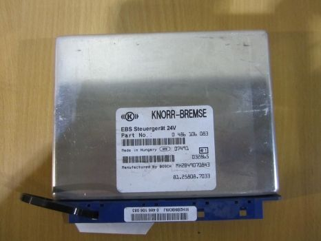 MAN control unit for MAN TGA/S/X  truck