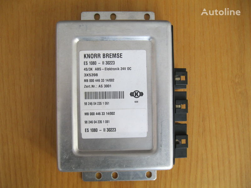STEROWNIK ABS control unit for MERCEDES-BENZ ATEGO truck