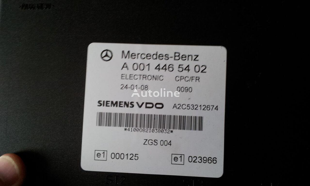 Mercedes Benz MP2 FR unit ECU 0014464102, 0014464102, 0004467502, 0014461002, 0014467402, 0004467602, 0004469602, 0014461302, 0014461402, 0014462602, 0014467002, 0014461902, 0014464102, 0024460102, 0014465402, 0024460402, 0014465702, 0024463502, 0014465702, 0024463802, control unit for MERCEDES-BENZ Actros tractor unit