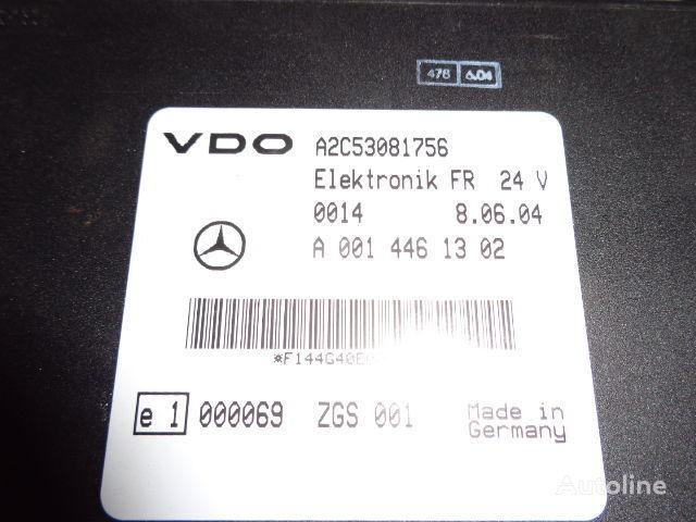 Mercedes Benz Actros MP2, MP3, MP4, FR control unit ECU 0014461302, 0004465502, 0004466602, 0014461002, 0014461302, 0014461502, 0014461102, 0014464302, 0024460202, 0024463202, 0024461302, 0024462902, 0024463402, 0034463502, 0024463402, 0034463502 control unit for MERCEDES-BENZ Actros tractor unit
