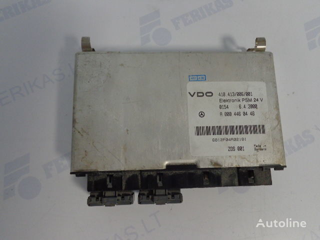 VDO Elektronik PSM 24 V ,410.413/006/001,0004460446 control unit for MERCEDES-BENZ Actros tractor unit