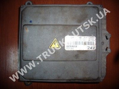 BOSCH control unit for RENAULT truck