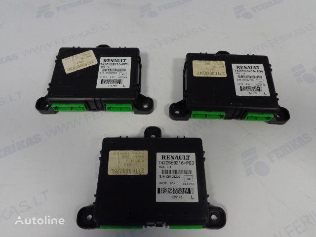 ECS III ,7420569216,7420569216,7420569216-P05 control unit for RENAULT tractor unit