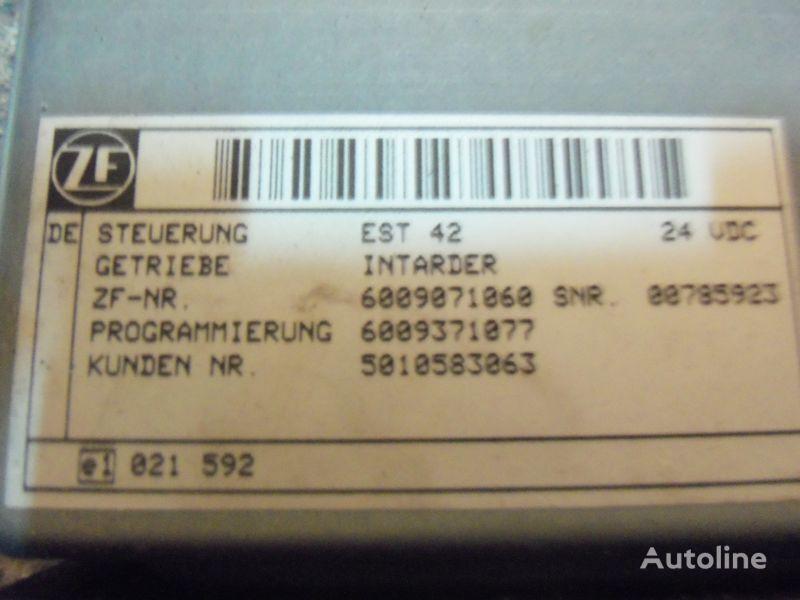 Renault DXI Intarder Control unit, EDC, ECU 5010583063, 0260001028, 6009371001, 6009071060 control unit for RENAULT MAGNUM DXI  tractor unit