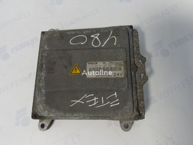 BOSCH EDC ECU 5010437363,0281010481 control unit for RENAULT MAGNUM ETECH tractor unit