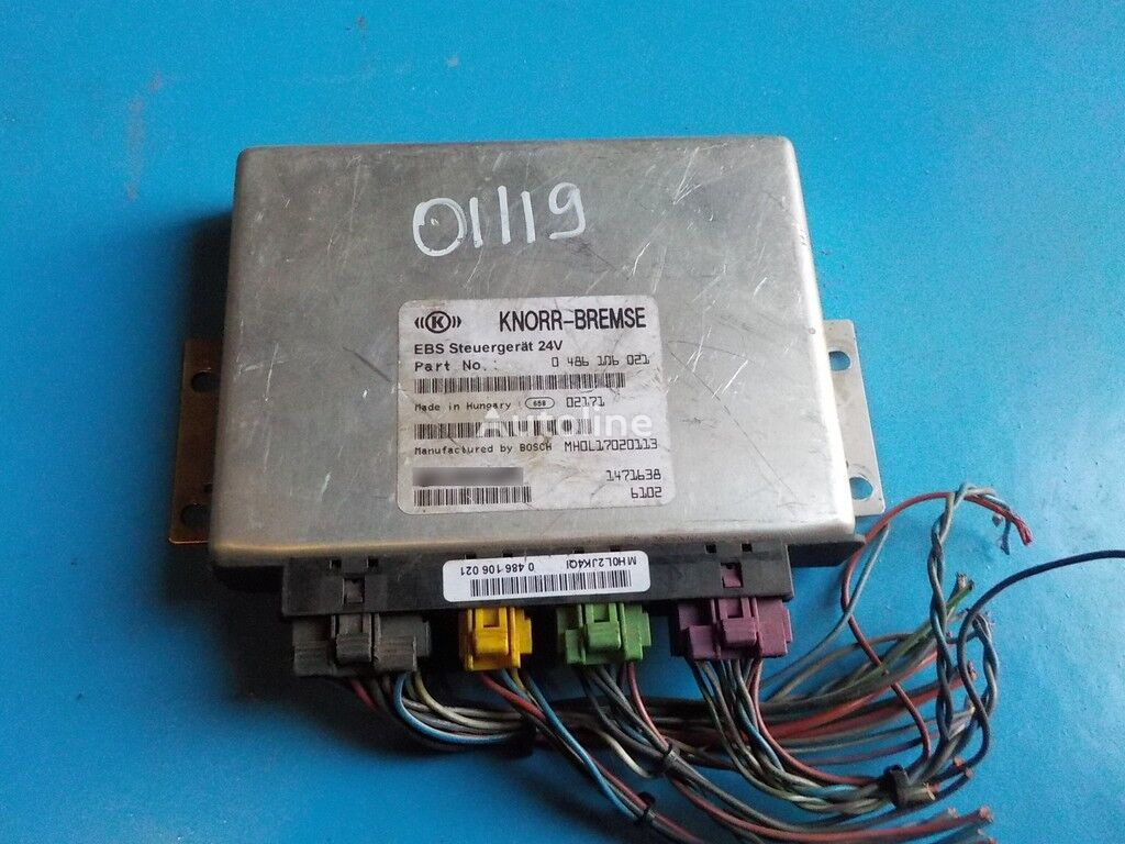 ABS control unit for SCANIA truck