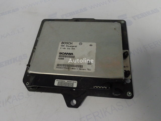 BOSCH EBS Steuergerat 0486106008,1423866 control unit for SCANIA tractor unit