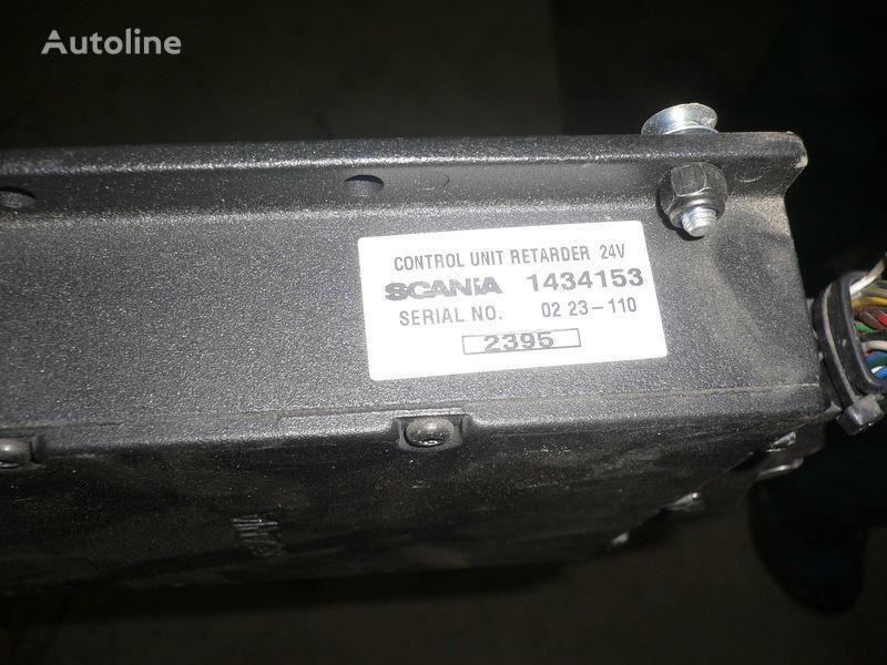 Skaniya 124  1434153 . 1505135 . 1362616. 488207 control unit for SCANIA 124 tractor unit