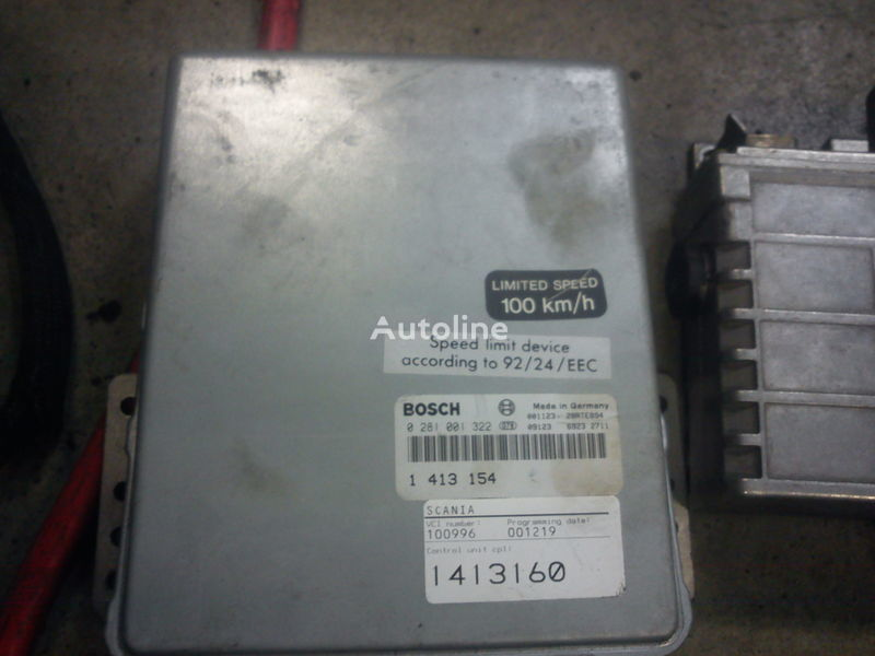 dvigatelem Skaniya 094 0281001322  -  1413154 control unit for SCANIA 94 bus