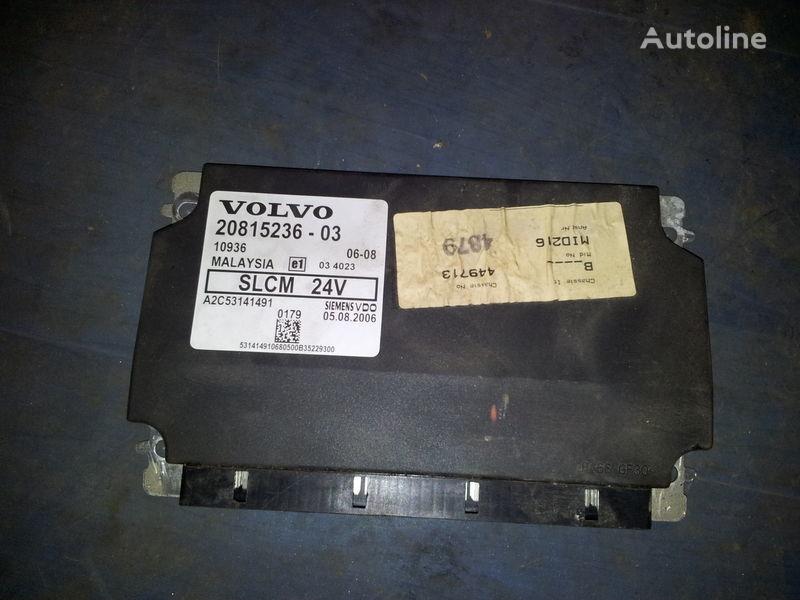 VOLVO FH 12, FH13, Light control unit SLCM, 20815236, 20744286, 20744283, 20865208, 85115541, 20815236, 85110015 control unit for VOLVO FH13 tractor unit