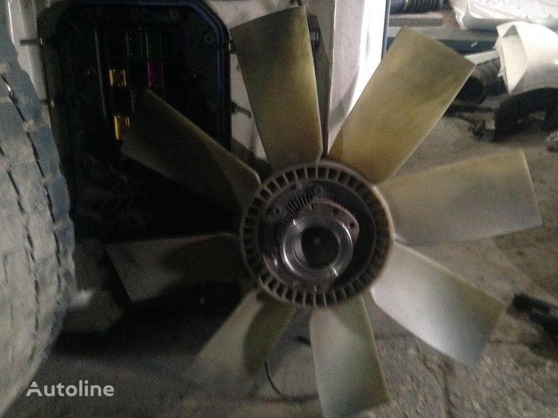 cooling fan for DAF XF 95 tractor unit