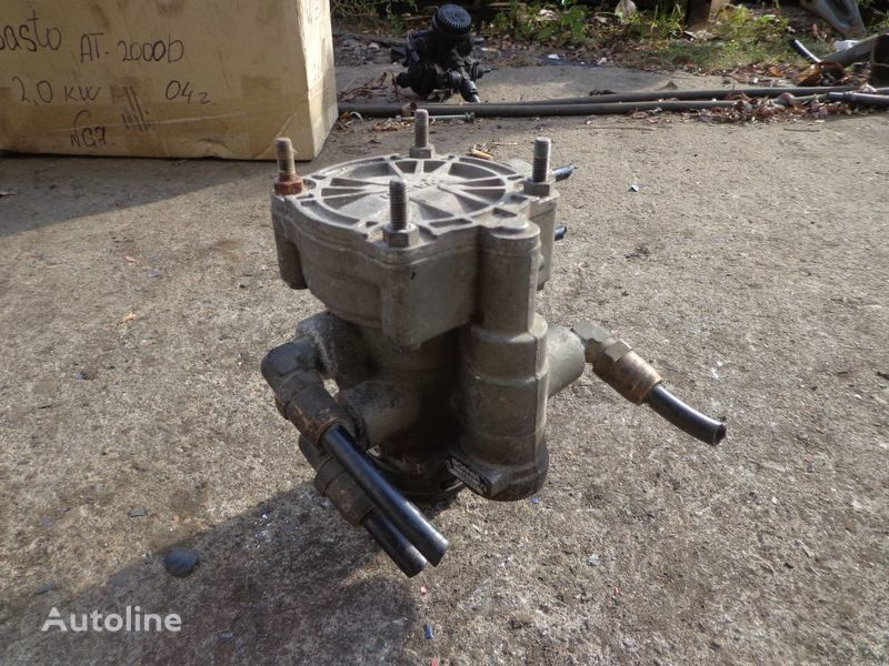 Wabco crane for SCANIA 124, 114, 94 tractor unit
