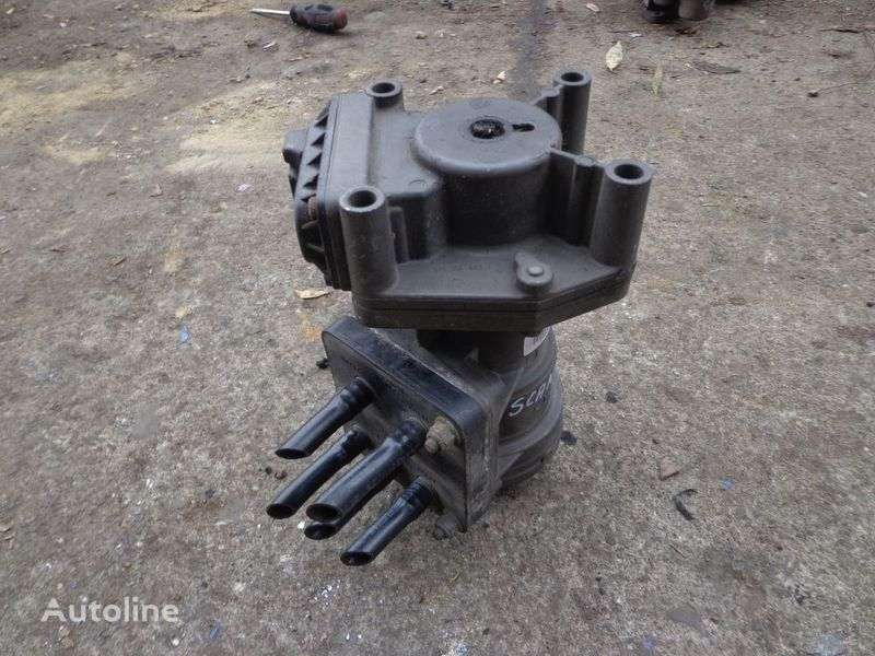 Knorr-Bremse crane for SCANIA 124, 114, 94 tractor unit