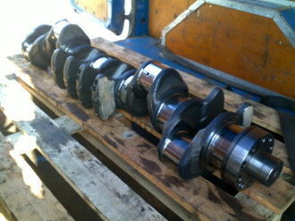KORBOWY SCANIA R crankshaft for tractor unit