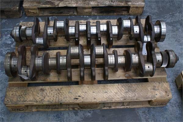 crankshaft for VOLVO DH12CRANKSHAFT wheel loader
