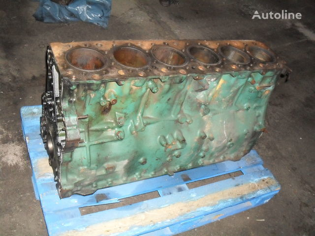 Volvo DH12 cylinder block for bus