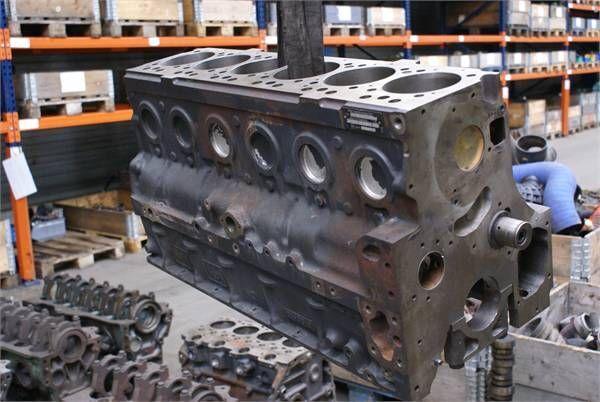 cylinder block for MAN D0826 TFBLOCK wheel loader