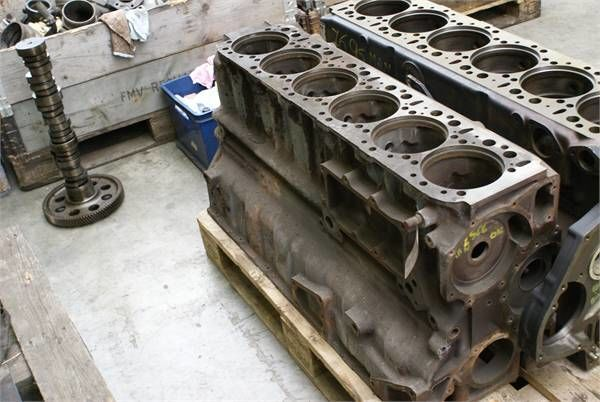cylinder block for MAN D2566 MKF 280BLOCK wheel loader