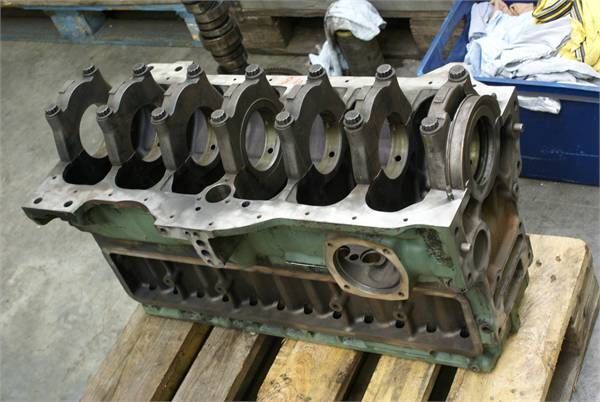 cylinder block for MERCEDES-BENZ OM 366 XII other construction equipment