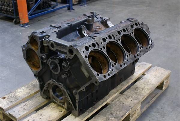 cylinder block for MERCEDES-BENZ OM 442BLOCK other construction equipment