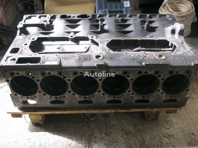 DT 12 02 cylinder block for SCANIA truck