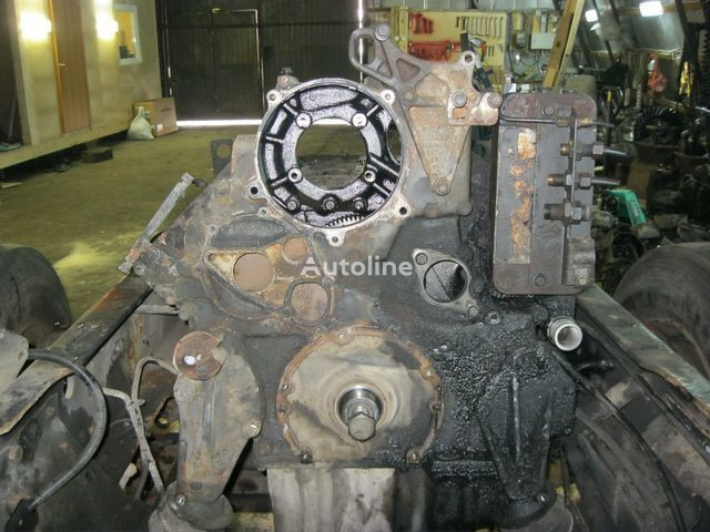 DSC1415 cylinder block for SCANIA truck
