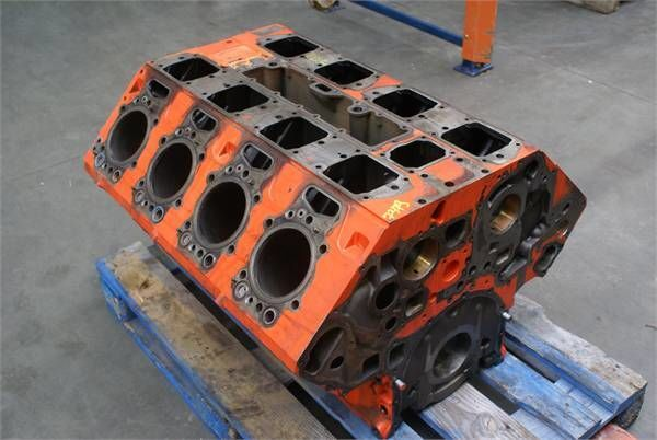 cylinder block for SCANIA DI16BLOCK other construction equipment