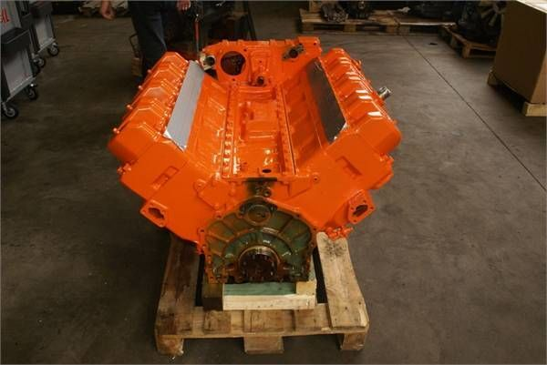 cylinder block for SCANIA DS14 LONG-BLOCK other construction equipment