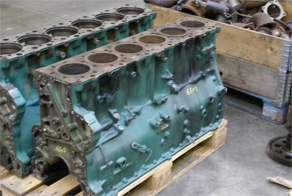 cylinder block for VOLVO D 12 C other construction equipment