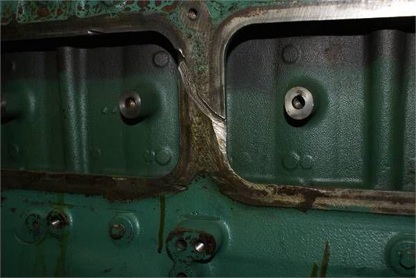 cylinder block for VOLVO TD 101 OGBLOCK bus