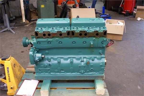 cylinder block for VOLVO TD 70 G LONG-BLOCK bus