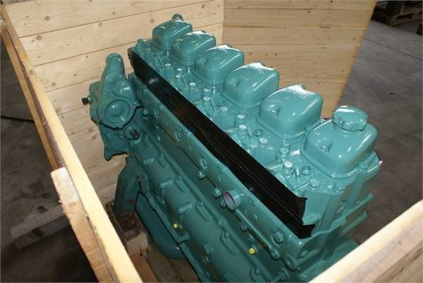 cylinder block for VOLVO TWD 1210 P LONG-BLOCK bus