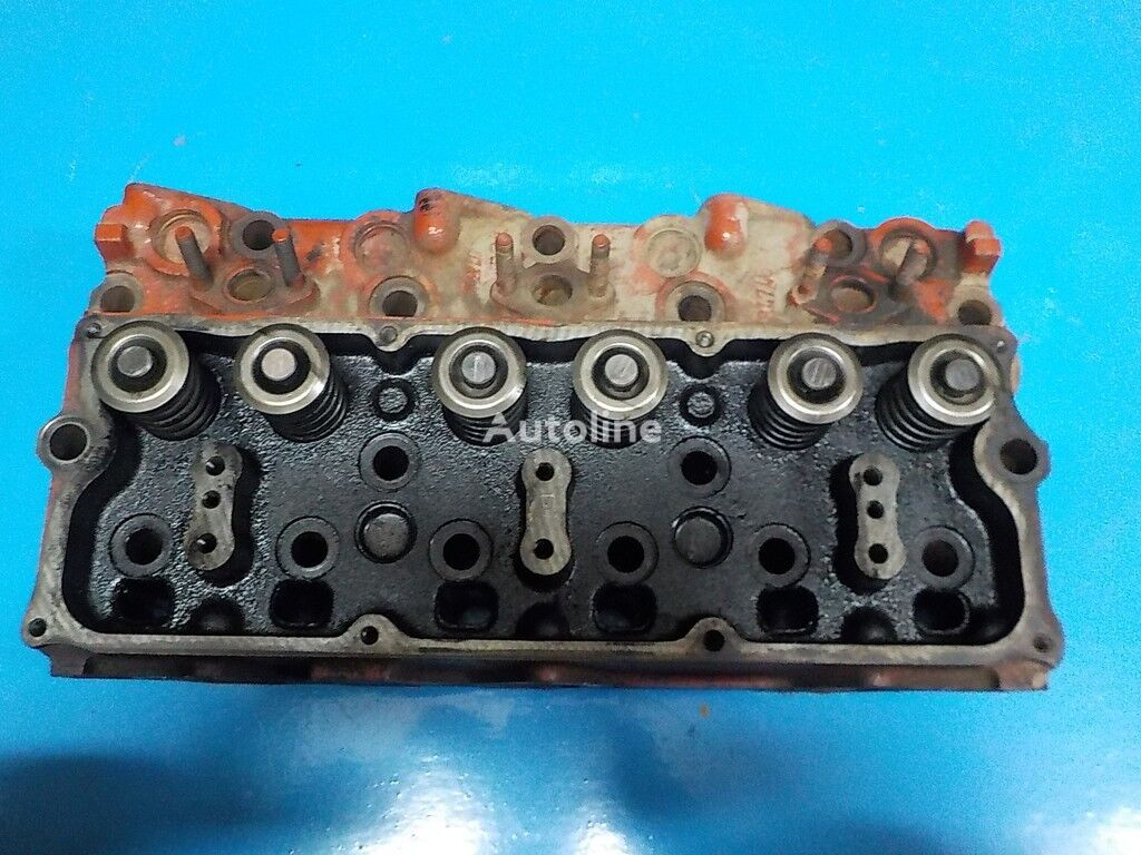 cylinder head for IVECO  eurotech (magirus) truck