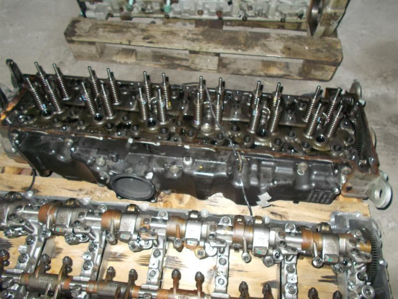 OM471LA.6-6 cylinder head for MERCEDES-BENZ ACTROS MP4 tractor unit
