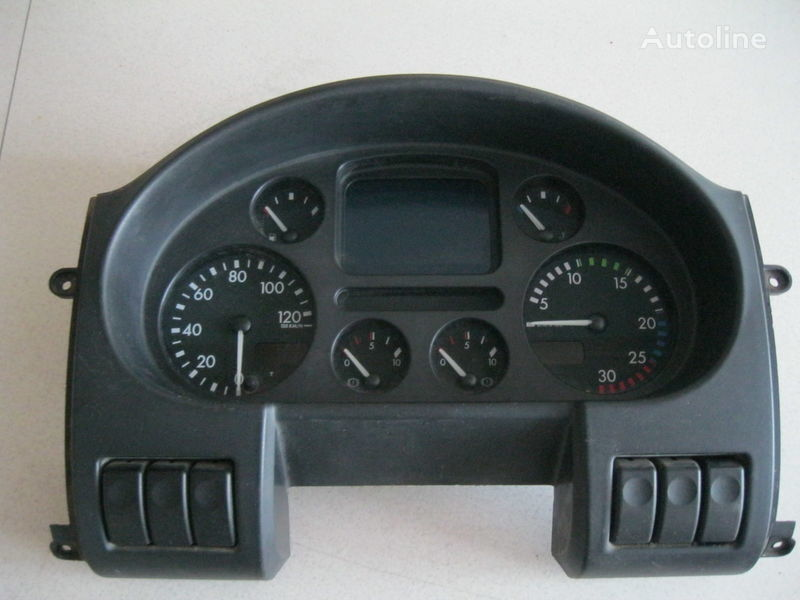 dashboard for DAF XF 95 tractor unit