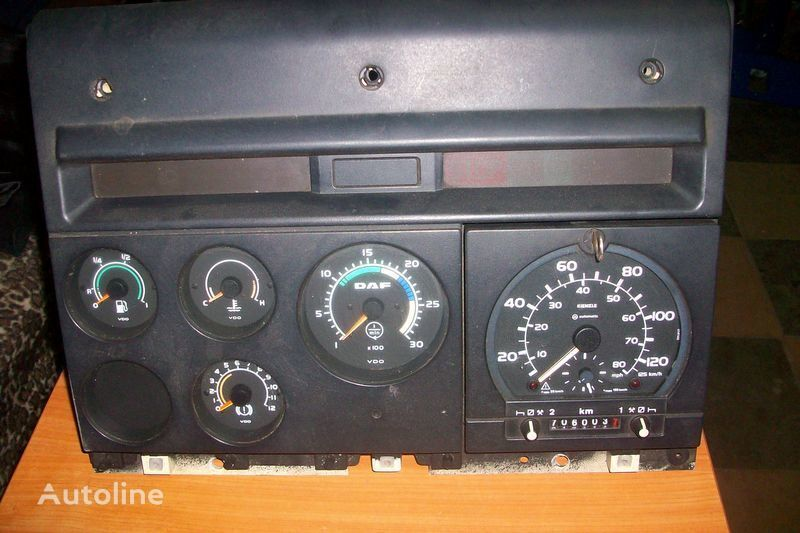 CF-85 dashboard for DAF  XF,CF tractor unit