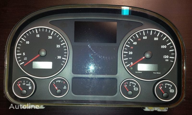 DASH PANEL DASHBOARD dashboard for MAN TGX truck