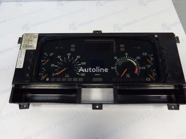 A 0014462021,ZGS001 dashboard for MERCEDES-BENZ ACTROS tractor unit