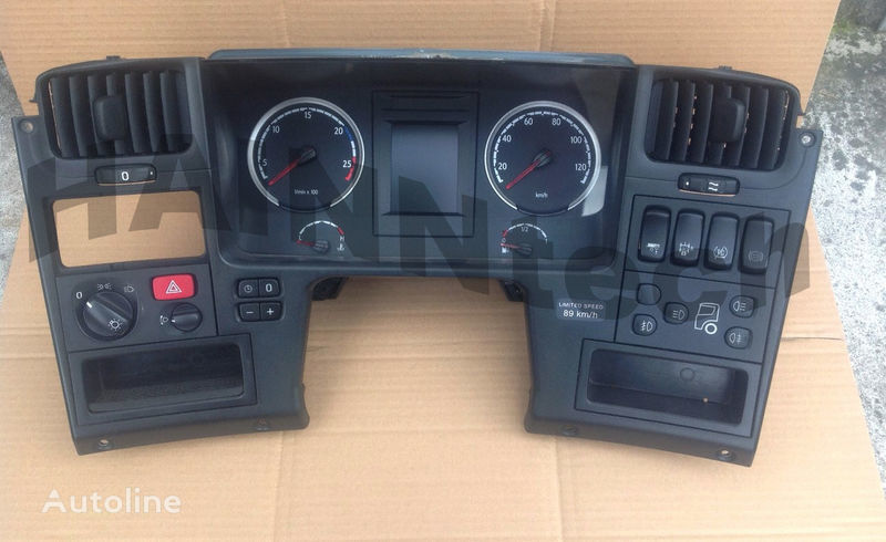 SCANIA DASHPANEL dashboard for SCANIA R Series truck