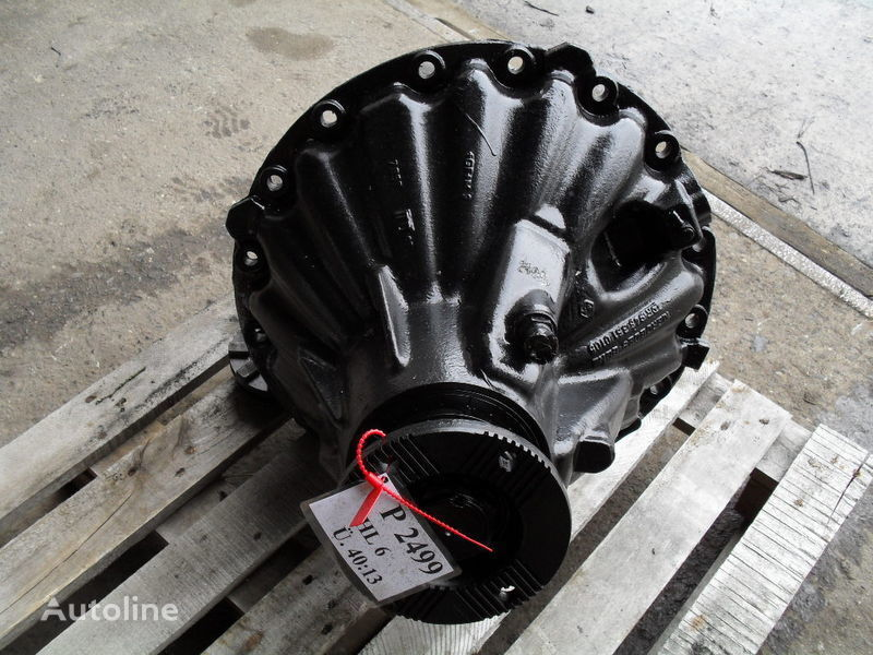 Mercedes-Benz differential for tractor unit