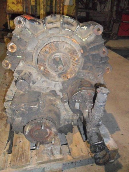 MAN 6X6 8X8    G 17002 differential for truck