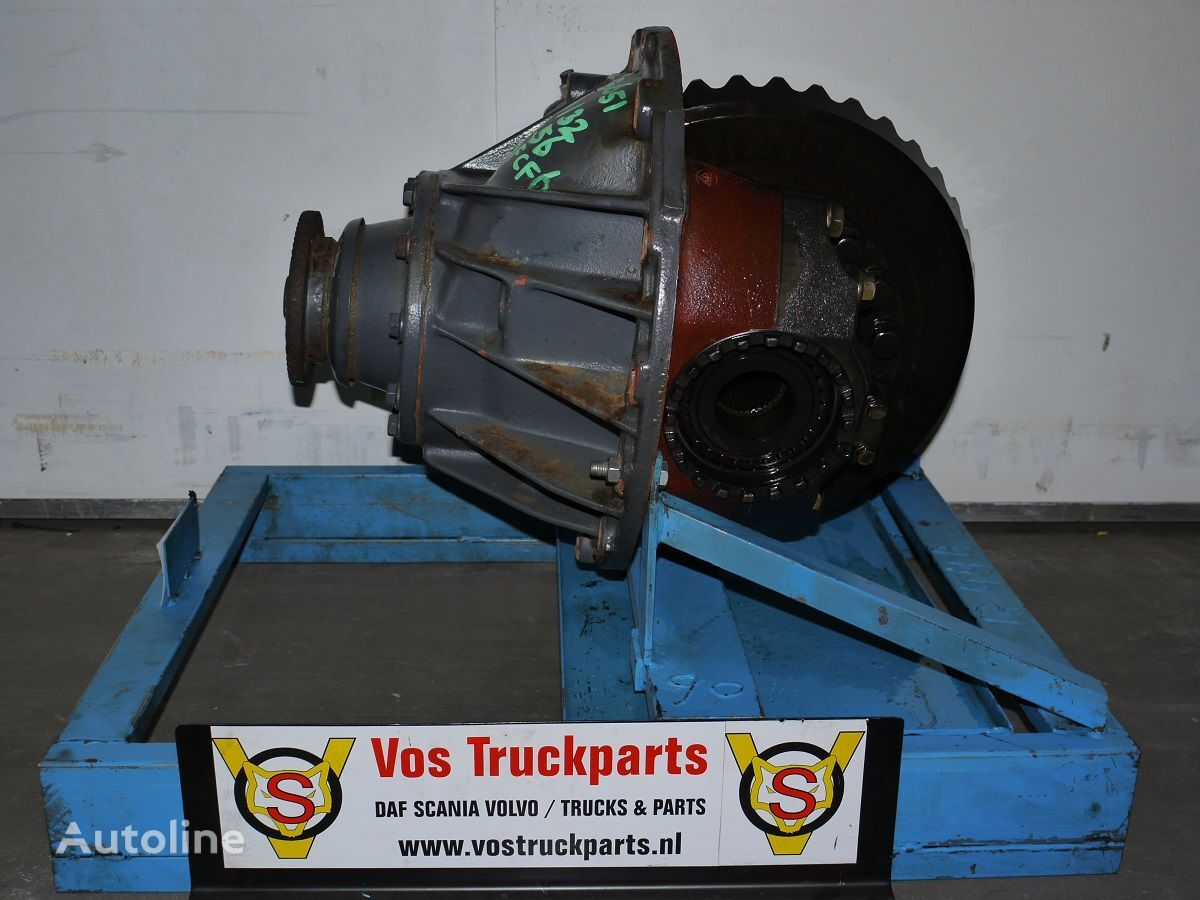 differential for DAF 1132-4.56 EXCL. SPER tractor unit