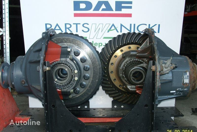 DAF 3.07 differential for DAF XF 105  tractor unit